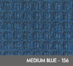 Andersen [200] WaterHog™ Classic Indoor/Outdoor Scraper/Wiper Entrance Floor Mat - Medium Blue - 156