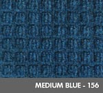 Andersen WaterHog Modular Tile Square Mat - Medium Blue - 156