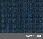 Andersen [200] WaterHog™ Classic Indoor/Outdoor Scraper/Wiper Entrance Floor Mat - Navy - 161