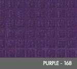 Andersen [200] WaterHog™ Classic Indoor/Outdoor Scraper/Wiper Entrance Floor Mat - Purple - 168