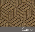 Legacy Geometric Logo Inlay - Camel