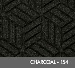 Andersen Legacy Classic Scraper/Wiper Indoor/Outdoor Entrance Floor Mat – Charcoal - 154
