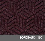 Andersen Legacy Classic Scraper/Wiper Indoor/Outdoor Entrance Floor Mat – Bordeaux - 160