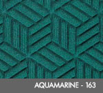 Andersen Legacy Classic Scraper/Wiper Indoor/Outdoor Entrance Floor Mat – Aquamarine - 163