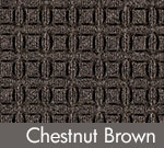 Andersen ECO Select Scraper/Wiper Indoor/Outdoor Entrance Mat – Chestnut Brown - 175