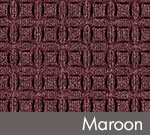 Andersen ECO Select Scraper/Wiper Indoor/Outdoor Entrance Mat – Maroon - 174