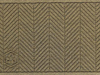 "Andersen [2240] WaterHog ECO Elite Indoor/Outdoor Scraper/Wiper Entrance Floor Mat - Rubber Border - 3/8"" Thickness AM-2240"