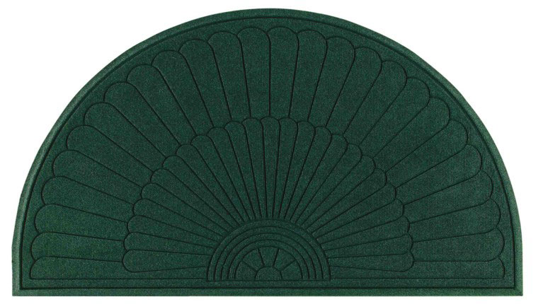 Andersen Waterhog Grand Classic Scraper/Wiper Half Oval Shaped Entrance Mat
