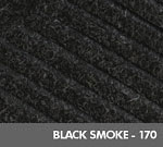 Andersen [2295] WaterHog™ ECO Premier Fashion Indoor Scraper/Wiper Entrance Floor Mat - Black Smoke - 170
