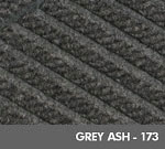 Andersen [2295] WaterHog™ ECO Premier Fashion Indoor Scraper/Wiper Entrance Floor Mat - Grey Ash - 173