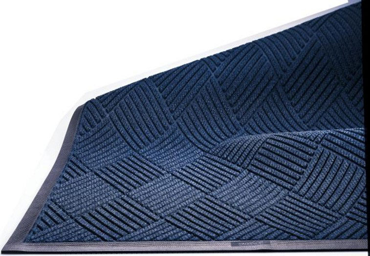 WaterHog ECO Premier Scraper/Wiper Entrance Mat - Rubber Border