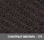 Andersen [2297] WaterHog™ ECO Premier Fashion Fashion Indoor Scraper/Wiper Entrance Floor Mat - Chestnut Brown - 175