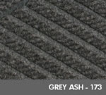 Andersen [2297] WaterHog™ ECO Premier Fashion Fashion Indoor Scraper/Wiper Entrance Floor Mat - Grey Ash - 173
