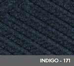 Andersen [2297] WaterHog™ ECO Premier Fashion Fashion Indoor Scraper/Wiper Entrance Floor Mat - Indigo - 171