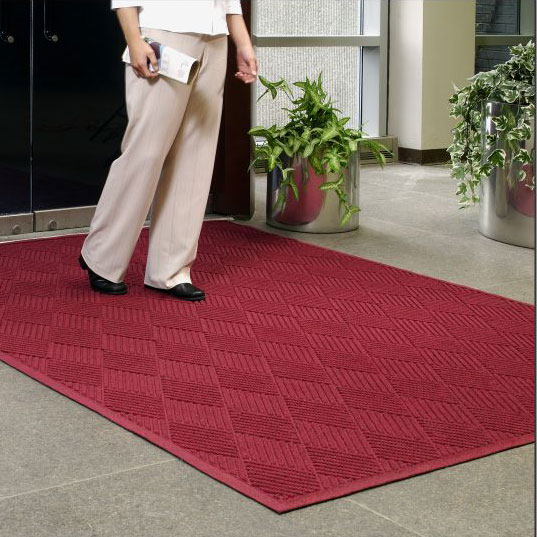 WaterHog ECO Premier Scraper/Wiper Entrance  Mat - Fabric Border