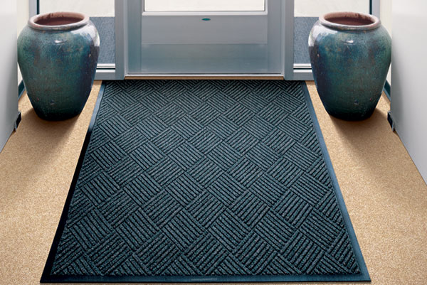 Waterhog DiamondCord Indoor Scraper Wiper Entrance Mat