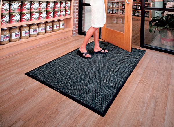 Waterhog Diamondcord Scraper Wiper Entrance Mat Floormatshop Com Commercial Floor Matting Amp Carpet Products