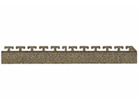 "Waterhog Modular Tile Square 36"" Side Border"