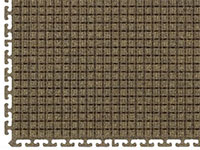 "Waterhog Modular Tile Square Entrance Mat - 36"" x 36"" - 4 Tiles AM-2210-36"