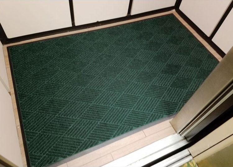 Scraper Wiper Elevator Mat Waterhog Eco Floormatshop
