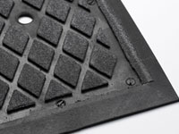 Traction Hog II Slip-Resistant Mat - Drainable AM-4419