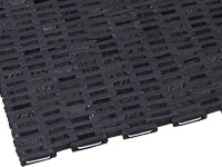 anti-fatigue grid industrial floor mat - cushion - floormatshop