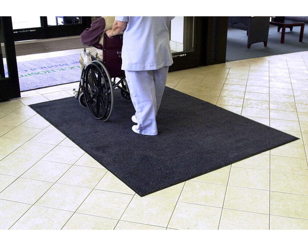 TriGrip Indoor Wiper/Finishing Mat