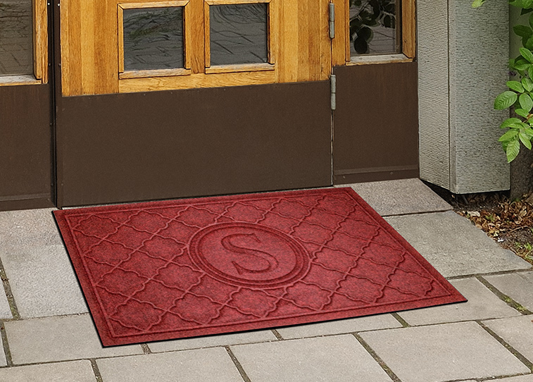 Bombay Personalized Entrance Logo Mat