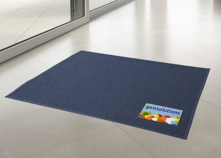 Waterhog Signature Classic/Fashion Outdoor Entrance Mat