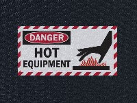 Andersen Hog Heaven Hot Equipment Sign Mat