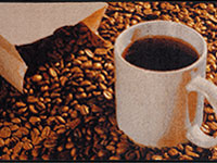 Coffee Mug Carpet Mat GM-44030561