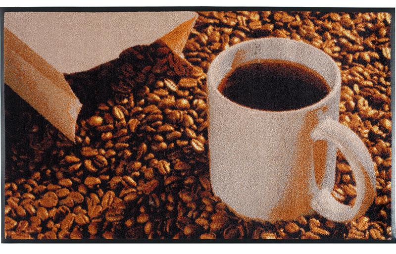 Coffee Mug Carpet Mat