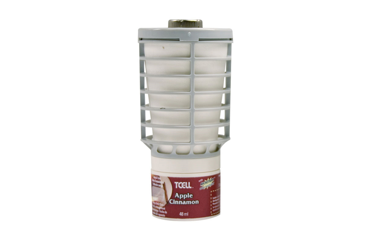 TC/Rubbermaid TCell Apple Cinnamon Fragrance Refill - 6 Pack TC-750907
