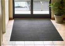 Scraper/Wiper Entrance Mats, Commercial Doormats, Indoor Scraper Entrance Matting & Carpets - Floor, Hard Surface & Carpeting Products