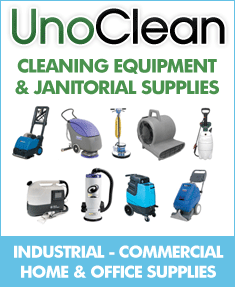 UnoClean.com - Professional Cleaning Equipment & Janitorial Supplies