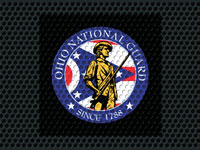 Clean Step Impressions Custom Military Logo Mat GM-MCSL