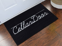 Cellar Door Welcome Floor Mat
