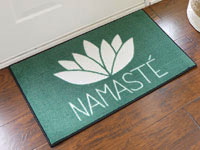 "Namaste Door Mat - 22"" x 32"" GM-19001039"