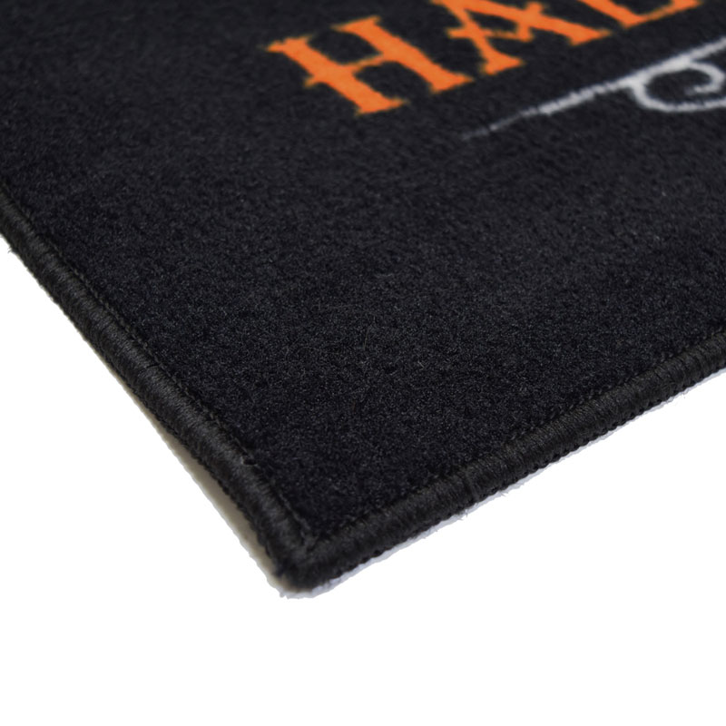 Happy Halloween Decorative Welcome Door Mat - 2' x 3'