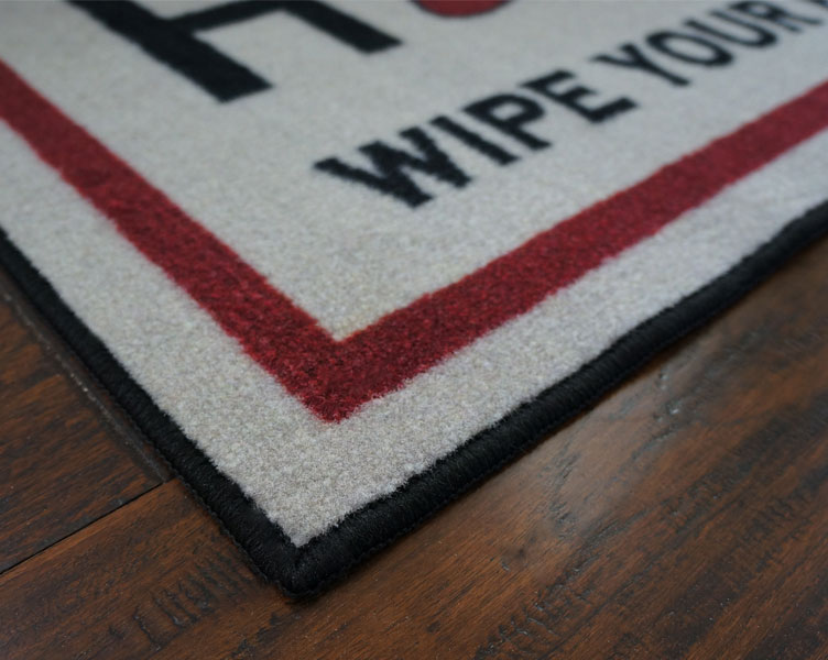 Home Wipe Your Paws Welcome Door Mat - 2' x 3'