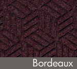 Legacy Geometric Logo Inlay – Bordeaux