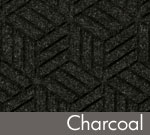 Legacy Geometric Logo Inlay – Charcoal