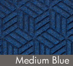 Legacy Geometric Logo Inlay – Medium Blue
