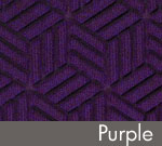 Legacy Geometric Logo Inlay – Purple