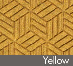 Legacy Geometric Logo Inlay – Yellow