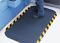 Eco-Friendly Anti-Fatigue Mats, Rubber Anti-Fatigue Matting, Commercial & Industrial Workforce Mats