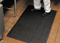 Eco-Friendly Flow-Through Mats
