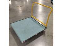 "Floor Tile Storage Cart - 40"" x 40"" AM-584"