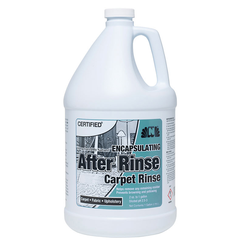 NilOdor Certified Certi-Rinse After-Rinse Carpet Rinse Treatment