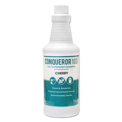 Fresh Conqueror 103 Liquid Odor Counteractant Concentrate